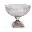 Hip Vintage Mykonos Pedestal Decorative Bowl