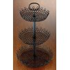 Kindwer 3 Tier Decorative Wire Fruit Basket