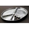 Kindwer Peace 4 Section Aluminum Serving Tray