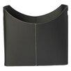 Kindwer Contemporary Leather Magazine Basket