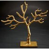 Kindwer 20 Branch Casted Tree of Life Jewelry Holder