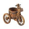 Zingz & Thingz Novelty Wheelbarrow Planter