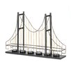 Zingz & Thingz Suspension Bridge Candelabra