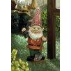 Zingz & Thingz Little Lantern Gnome Solar Statue