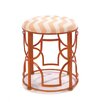 Zingz & Thingz Chic Chevron Stool