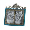 Zingz & Thingz Charming Crown Duo Picture Frame