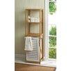 Zingz & Thingz Bamboo Hamper Shelf
