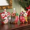Zingz & Thingz Sweet Holiday Owl Décor