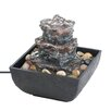 Rock Tower Tabletop Fountain - Zingz & Thingz Indoor and Outdoor Fountains