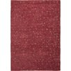 Louis de Poortere Silver Lining Red Area Rug