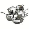 Tramontina Gourmet Domus 9 Piece Stainless Steel Cookware Set
