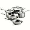 Tramontina Gourmet Prima 8 Piece Stainless Steel  Cookware Set