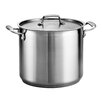 Tramontina Gourmet Stainless Steel Stock Pot with Lid