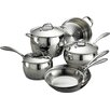 Tramontina Gourmet Domus 9 Piece Stainless Steel Cookware Set