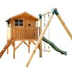 Mercia Garden Products Tulip Tower Activity Centre Playhouse