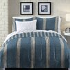 Loft Style Heathered Stripe Bed in a Bag Set