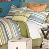 Hen Feathers Epic Shore Button Tufted Comforter