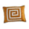 Vanderbloom Ferrol Linen/Cotton Lumbar Pillow
