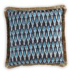 Vanderbloom Sydney Cotton/Burlap Pillow Cover