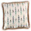 Vanderbloom Sutton Cotton-Burlap Pillow Cover