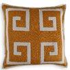 Vanderbloom Melle Linen/Cotton Throw Pillow