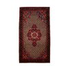 Ornate Carpets Fine Shiraz Hand-Knotted Red Area Rug