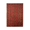 Ornate Carpets Persian Red Area Rug
