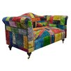 Ornate Carpets Carpet Patchwork 2 Seater Sofa