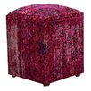 Ornate Carpets Fine Vintage Cube Stool