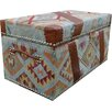 Ornate Carpets Kilim Storage Ottoman