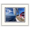 Melissa Van Hise Sailing Into The Wind III Framed Photographic Print