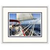 Melissa Van Hise Sailing Into The Wind IV Framed Photographic Print