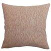 The Pillow Collection Kaesha Stripes Throw Pillow