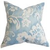 The Pillow Collection Emese Floral Throw Pillow