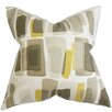 The Pillow Collection Ulla Geometric Cotton Throw Pillow