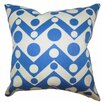 The Pillow Collection Quenby Geometric Throw Pillow
