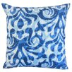 The Pillow Collection Coretta Ikat Throw Pillow