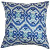 The Pillow Collection Zhambyl Ikat Throw Pillow