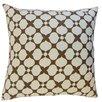 The Pillow Collection Qiturah Geometric Linen Throw Pillow