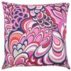 The Pillow Collection Michal Floral Throw Pillow