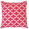 The Pillow Collection Vilayna Cotton Throw Pillow