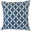 The Pillow Collection Benoite Geometric Throw Pillow
