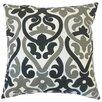 The Pillow Collection Vecepia Graphic Cotton Throw Pillow