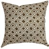 The Pillow Collection Cacia Geometric Cotton Throw Pillow Cover