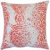 The Pillow Collection Tarangini Ikat Cotton Throw Pillow