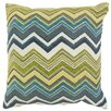 The Pillow Collection Hateya Zigzag Throw Pillow