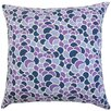 The Pillow Collection Lily Throw Pillow