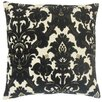 The Pillow Collection Beonica Damask Throw Pillow