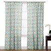 The Pillow Collection Charleston Curtain Single Panel