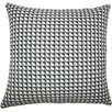 The Pillow Collection Nadezhda Geometric Throw Pillow
